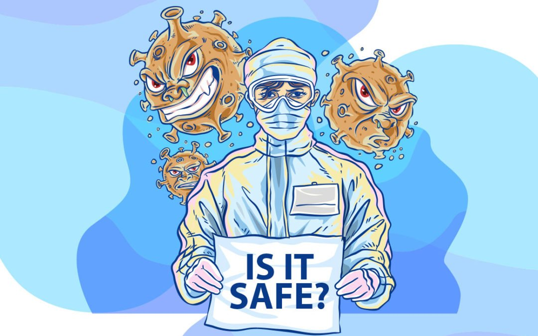Ask our CEO and Decontamination Specialist