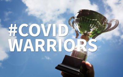 Nominate your COVID Warrior