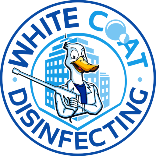 White Coat Disinfecting and Building Wash