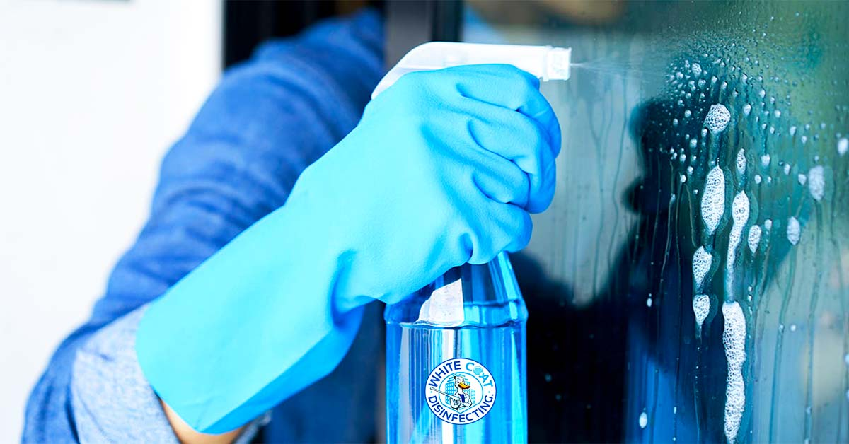 Disinfecting to fight COVID-19 in the Education System