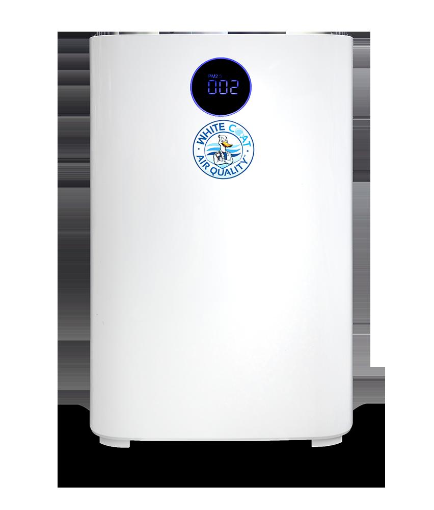 White Coat Air Disinfector