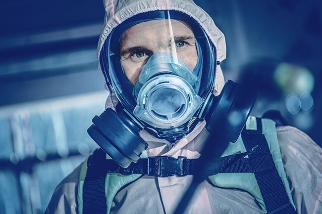 Disinfection Electrician